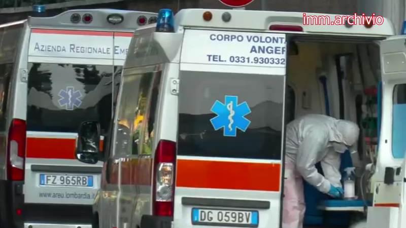 GIOVANE IN OVERDOSE DA EROINA SALVATO DAL 118
