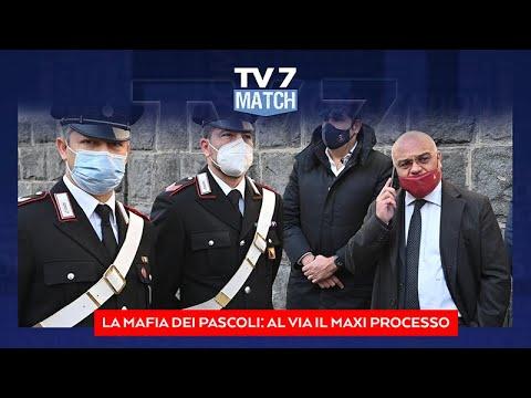 LA MAFIA DEI PASCOLI, VIA AL MAXIPROCESSO 05/03/21