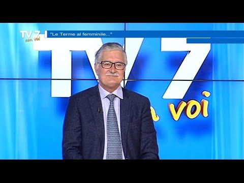 LE TERME AL FEMMINILE – TV7 CON VOI 02/03/21