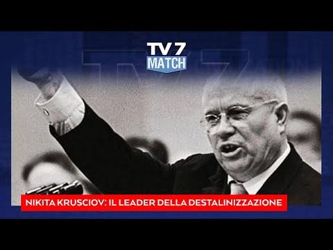 NIKITA KRUSCIOV: LEADER DELLA DESTALINIZZAZIONE 26/02/21