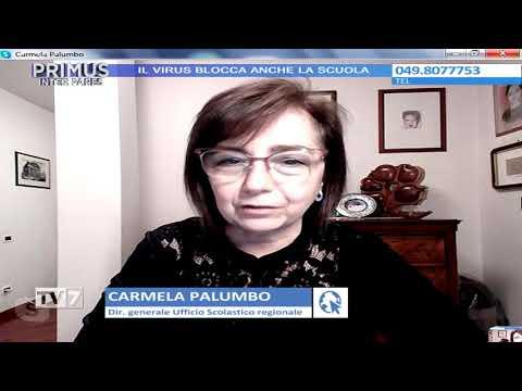 PRIMUS INTER PARES DEL 24/3/21 VIRUS BLOCCA SCUOLA