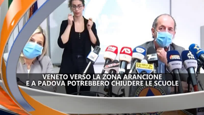 VERSO LA ZONA ARANCIONE – IREPORTER TG 04/03/21