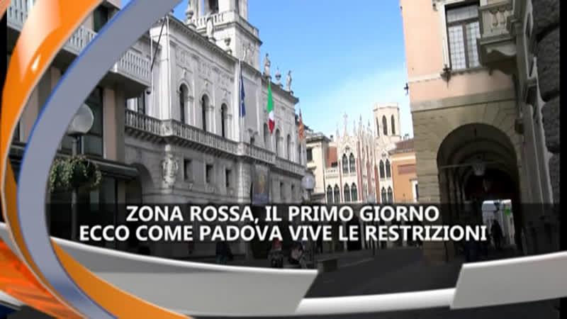 ZONA ROSSA, IL PRIMO GIORNO – IREPORTER TG 15/03/21