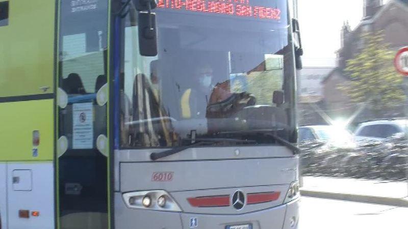 110 BUS E 40 STEWARD PER LA RIAPERTURA DELLE SCUOLE