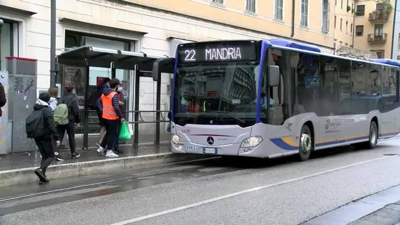 40 STEWARD ANTI ASSEMBRAMENTI PER BUS DI PADOVA