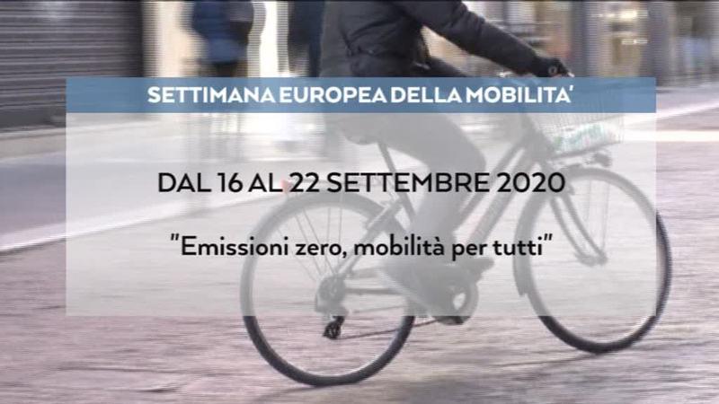 ARRIVA LA SETTIMANA EUROPEA DELLA MOBILITA'