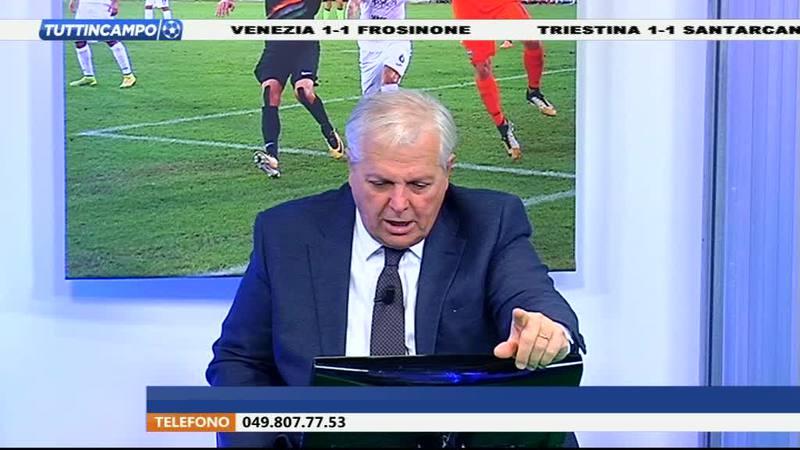 """BISOLI AMARO A TUTTINCAMPO: """"QUESTO NON E' CALCIO"""""""