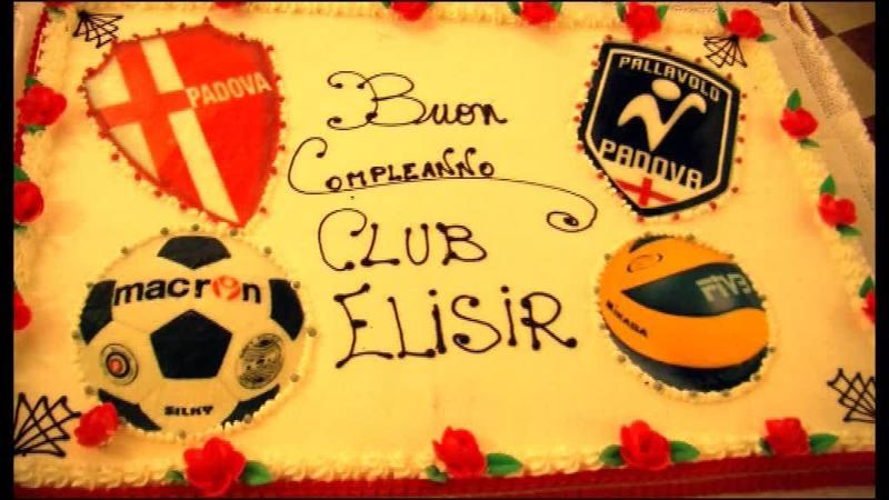 CALCIO E VOLLEY: IL CLUB ELISIR & M.I.B. FA DUE ANNI DI TIFO