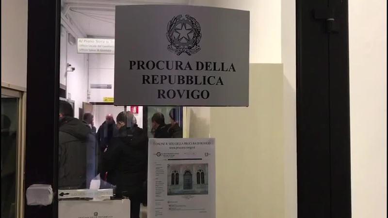 CONDANNATO PER STALKING L'EX DELLA CIPRIANI