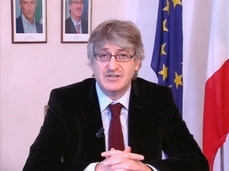 EUROPA-REGIONI: TRASPORTI; SIMPSON, FVG CRUCIALE PER EUROPA