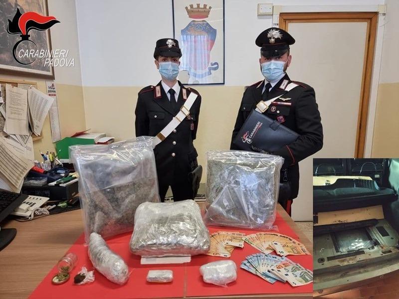 i-cani-non-mentono-arrestato-con-3-chili-di-droga