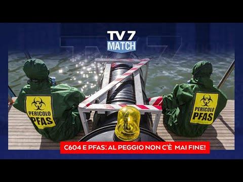 L'INQUINAMENTO DA PFAS IN VENETO 09/04/21