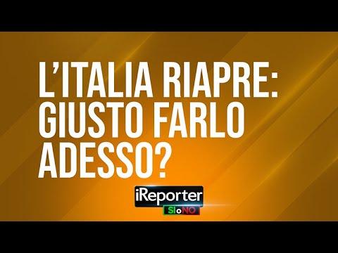L'ITALIA RIAPRE: GIUSTO FARLO ADESSO?