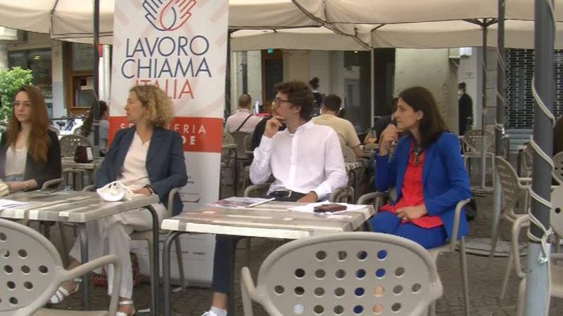 LAVORO CHIAMA ITALIA: CAREER DAY IL 18 GIUGNO