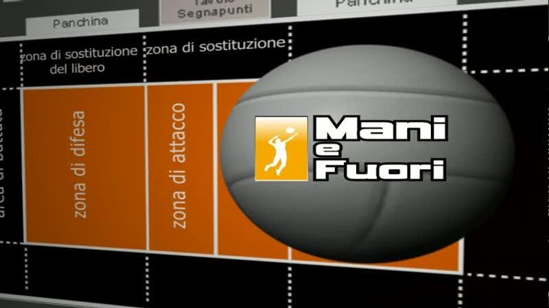MANI E FUORI DI GIOVEDì 23 DICEMBRE 2010 PARTE 2