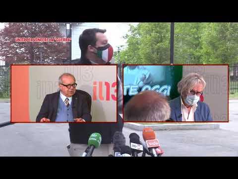 OCCIDENTE OGGI CON MICHELANGELO AGRUSTI DEL 03/05/21