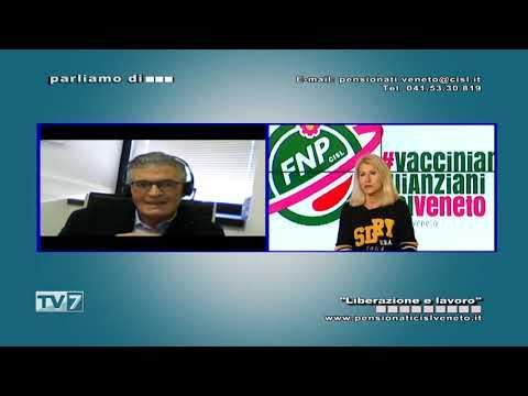 PARLIAMO DI… FNP CISL DEL 24/4/2021 – LIBERAZIONE