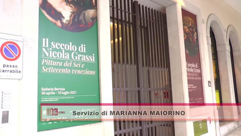 PN: MICHELANGELO GRIGOLETTI AL MUSEO CIVICO D'ARTE