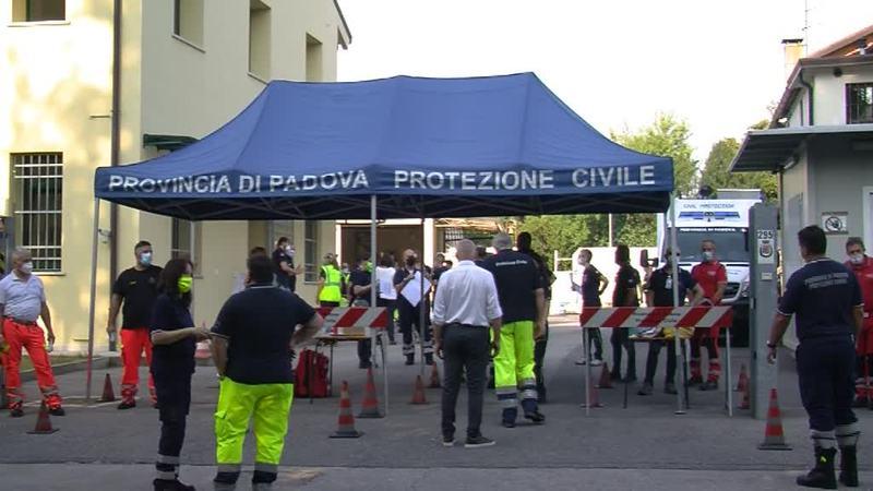 PROTEZIONE CIVILE, UNA FESTA PER RINGRAZIARLI
