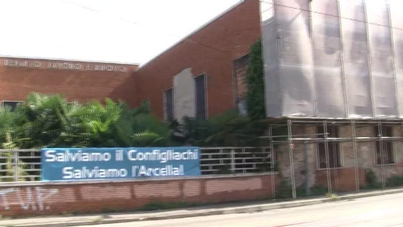 SGOMBERATO L'EX CONFIGLIACHI
