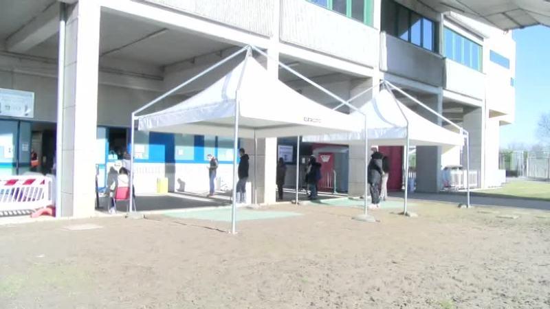 STADIO EUGANEO:SITUAZIONE REGOLARE AL PUNTO TAMPONI