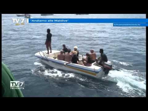 TV7 CON VOI DEL 07/04/2016 – ANDIAMO ALLE MALDIVE