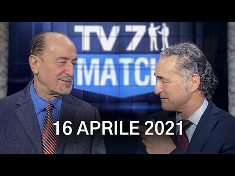 TV7 MATCH PUNTATA DEL 16/04/21