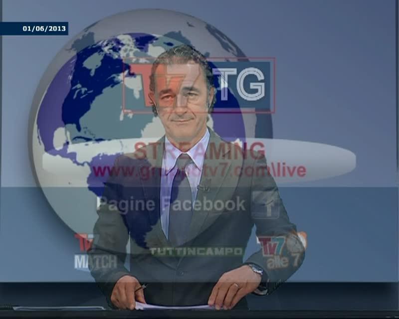 TV7 TG MAGAZINE FRIULI VENEZIA GIULIA: 02/06/2013