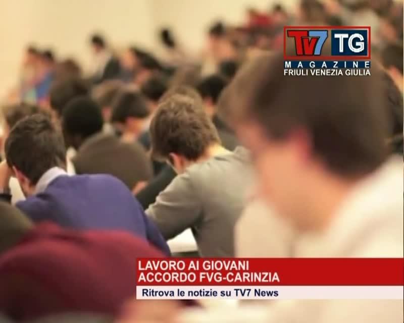 TV7 TG MAGAZINE FRIULI VENEZIA GIULIA: 06/07/2013