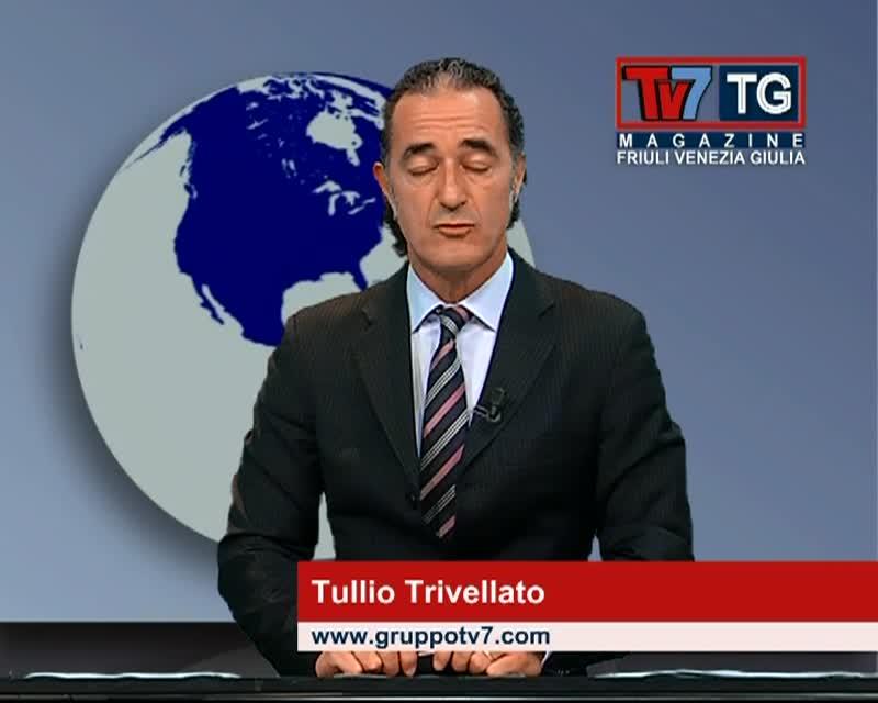 TV7 TG MAGAZINE FRIULI VENEZIA GIULIA: 08/06/2013