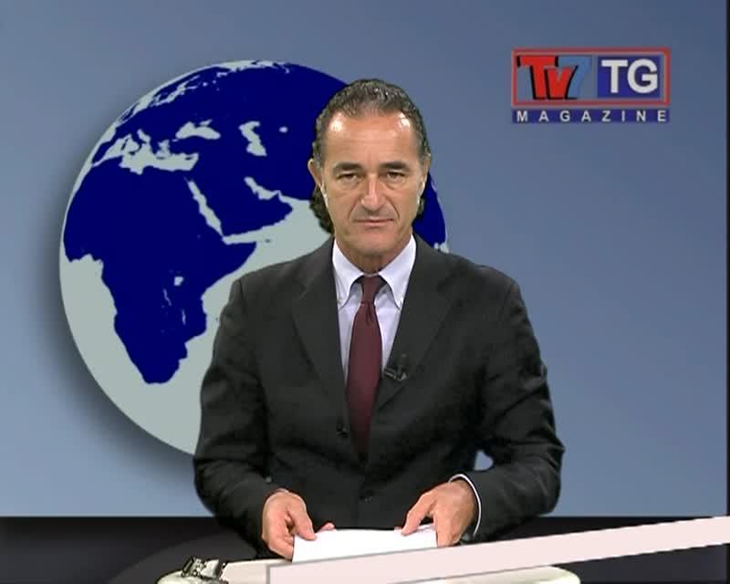 TV7 TG MAGAZINE FRIULI VENEZIA GIULIA: 22/06/2013