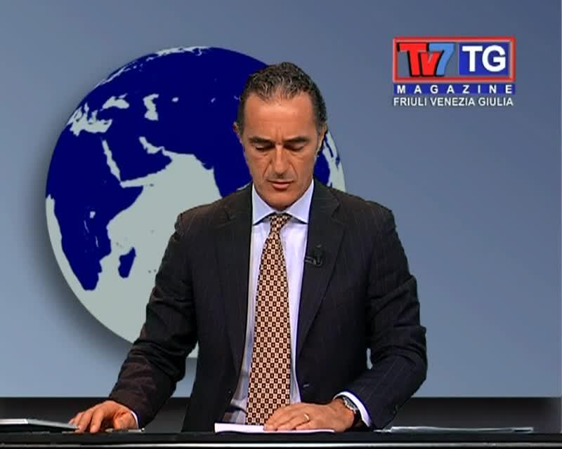 TV7 TG MAGAZINE FRIULI VENEZIA GIULIA: 29/06/2013