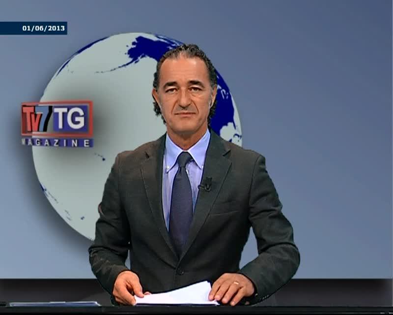 TV7 TG MAGAZINE  VENETO: 02/06/2013