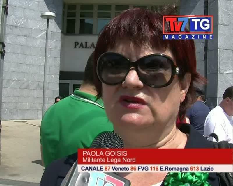 TV7 TG MAGAZINE  VENETO: 06/07/2013