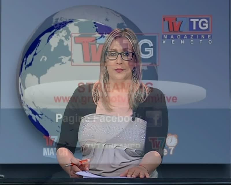 TV7 TG MAGAZINE  VENETO: 15/06/2013