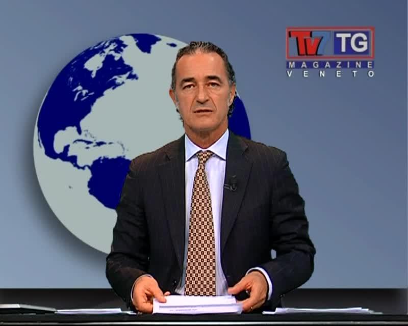 TV7 TG MAGAZINE  VENETO: 29/06/2013