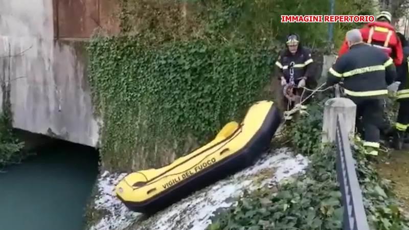UDINE: RITROVATO CADAVERE DELL'UOMO SCOMPARSO IERI