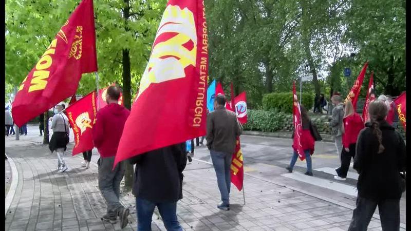morti-bianche-sindacati-metalmeccanici-in-presidio