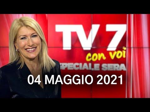 TV7 CON VOI SPECIALE SERA DEL 04/05/21