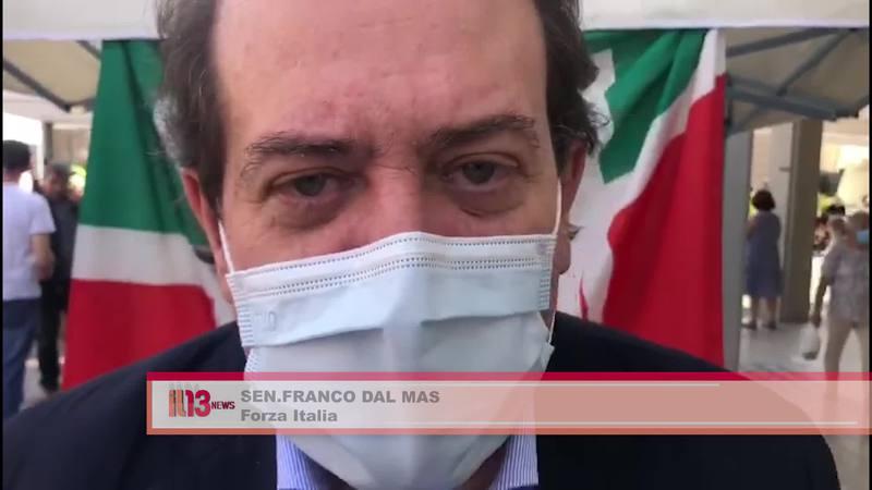 FISCO: OGGI E DOMANI CAMPAGNA DI FORZA ITALIA