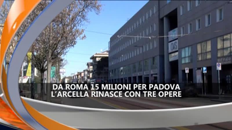 DA ROMA 15 MILIONI PER PADOVA – IREPORTER 21/07/21