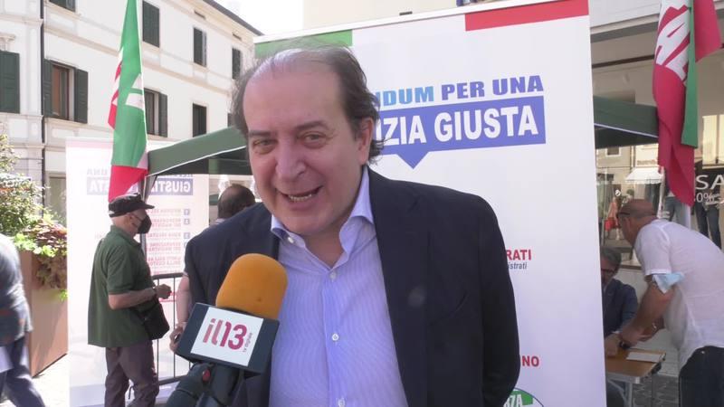 FORZA ITALIA FVG: SOSTEGNO REFERENDUM GIUSTIZIA