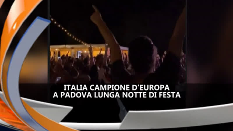 ITALIA CAMPIONE D'EUROPA – IREPORTER 12/07/21