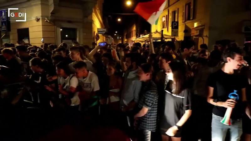 LA GRANDE FESTA AZZURRA IN FVG