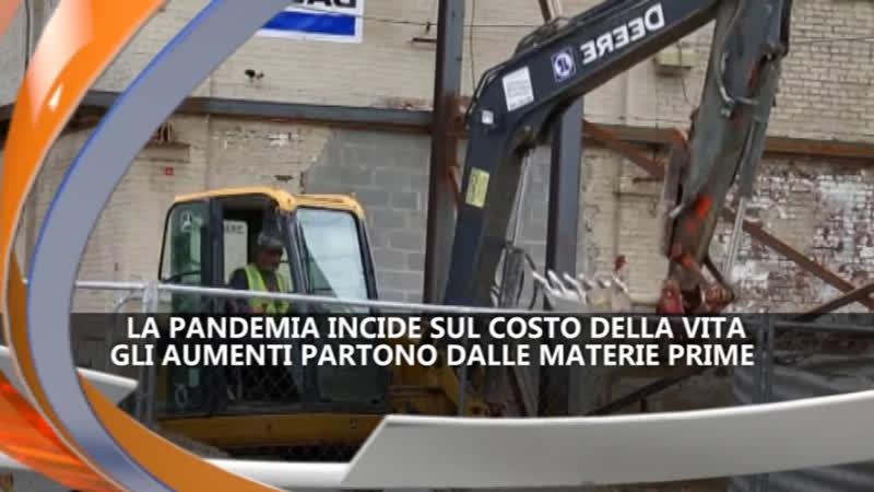 PANDEMIA E COSTO DELLA VITA – IREPORTER 08/07/21