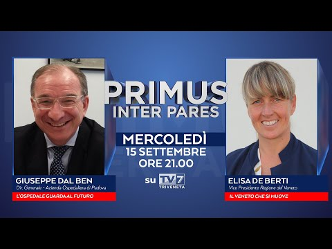 PRIMUS INTER PARES 15/09/21