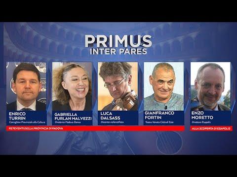 PRIMUS INTER PARES 22/09/21 – RETEVENTI / ESAPOLIS