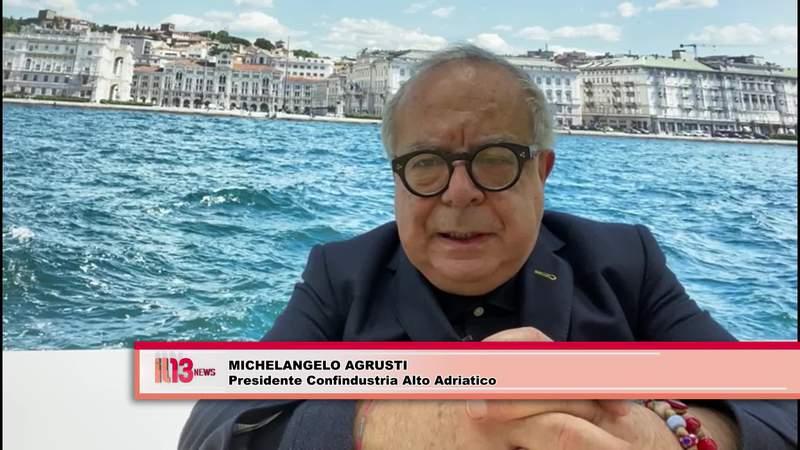 NO GREEN PASS:  LE PAROLE DI MICHELANGELO AGRUSTI