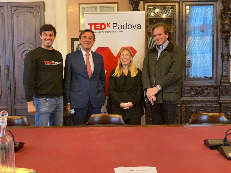 TEDXPADOVA, AL VIA L'OTTAVA EDIZIONE